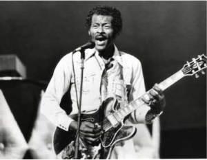 Chuck Berry-t is a Mann Act-tel juttatták börtönbe