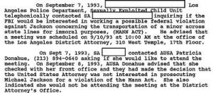 Részlet Michael Jackson FBI aktáiból