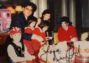 A Ma család Michael Jacksonnal