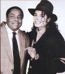 Bob Jones és Michael Jackson a régi szép időkben