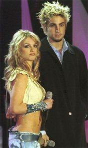 Britney Spears és Wade Robson