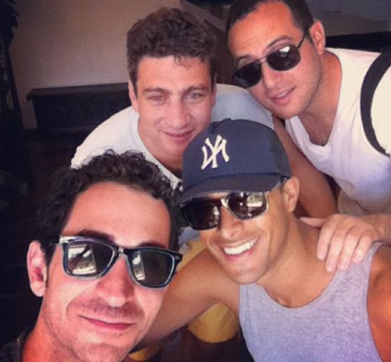 Jordan Chandler barátaival éppen egy közép-amerikai luxus utazáson